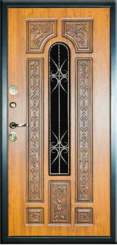 входные стальные двери железные
